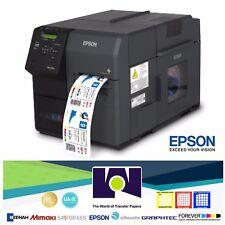 Epson ColorWorks C7500GE Color Label Printer, FREE DELIVERY