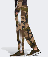 a9fc0b4f3e96 NEW MEN S ADIDAS ORIGINALS CAMO FLEECE JOGGERS TRACK PANTS ~SIZE LARGE   DV2052