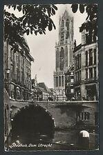 Utrecht  Stadhuis Dom