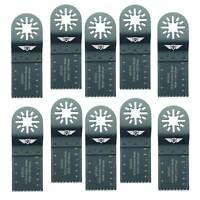 10 x Coarse Cut Blades for Fein Multimaster Bosch Ryobi AEG Multitool Multi Tool