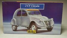 Heller 1/43 2 CV Citroen