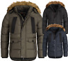 Geographical Norway Herren WinterJacke Winter Parka warm gefüttert Steppjacke