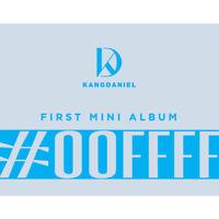 KANGDANIEL CYAN 1st Mini Album CD+Photobook+Photocard+Etc+Tracking# DanielK