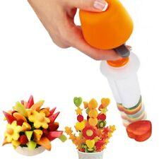 Caliente fruitx forma Cortador Multi Cortador De Frutas Y Verduras Picador, 6 forma de corte