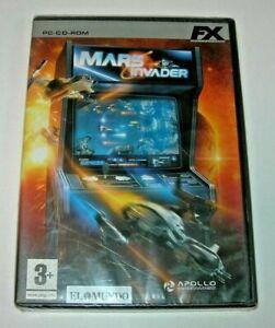 Mars invader PC edición española precintado