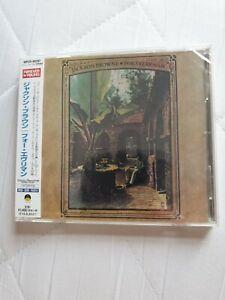 JACKSON BROWNE-FOR EVERYMAN-JAPAN CD C68