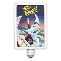 "McDonalds Mac Tonight Advertisement 4x6"" Photo Night Light"