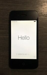 iPhone 4 - 16GB - Unlocked- Verizon