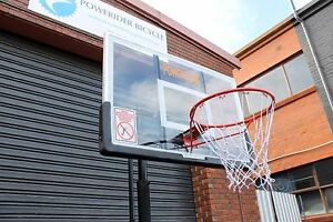 Powerdunk Portable Adjustable Basketball Stand System Slam Height Ring(In Stock)