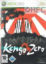 Kengo Zero Microsoft Xbox 360 16+ Fighting Game