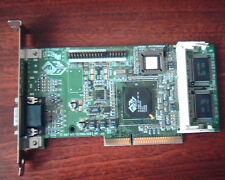 AGP card ATI 3D Rage Pro 2X 109-40200-01 1024021700 VGA AMC 2.0