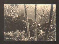 Environs de SAINT-FLOUR (15) CHATEAU D'ALLEUZE Cliché Albert MONIER