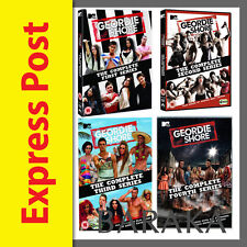 Geordie Shore Series Season 1, 2, 3 & 4 DVD Set Complete TV Jersey shore fans R4