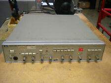 HP Hewlett Packard Agilent 3717A 70 Mhz Modulator/Demodulator (Turns On)