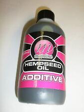 Mainline Hempseed Oil Additive 250ml Carp fishing bait