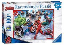 Ravensburger Marvel Avengers XXL 100pc Jigsaw Puzzle