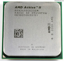 AMD Athlon II x2 245, am2+ am3, fsb 2000, 2,9 GHz, 2mb l2, 65 tdp, adx245ock23gm