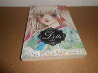 Dolls Vol. 3 by Yumiko Kawahara VIZ Manga Grapchic Novel Book in English