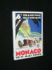 DVD NEUF 6 EME GRAND PRIX HISTORIQUE MONACO 2008  no programme