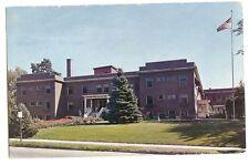 Holland Home for the Aged 1450 E. Fulton St Grand Rapids  Michigan MI  Postcard