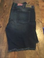 New Mossimo Knit Denim Slim Mens Shorts Total Flex. Size 40