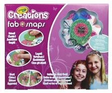 Crayola Creations Fab Snaps Craft Kit