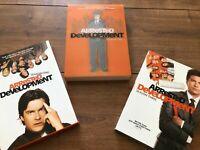 ARRESTED DEVELOPMENT - 8x DISCS - DVD - Season 1 + 2 + 3 staffeln staffel 1-3