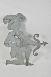 h06e25- Figur/ Zierelement, Metall