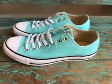 Converse Chuck Taylor All-Star Aruba Blue 130118F Shoes unisex m/f 11/13 NEW