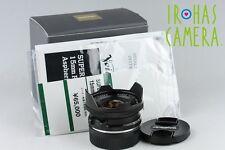 Voigtlander Super Wide-Heliar Aspherical II 15mm F/4.5 Lens With Box #10198F2
