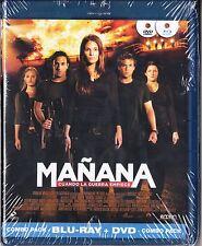 MAÑANA, CUANDO LA GUERRA EMPIECE combo BLU-RAY y DVD Tarifa plana en envío, 5 €