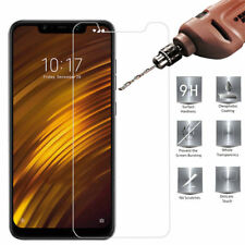 For Xiaomi Pocophone F1 Real Tempered Glass Screen Protector Clear