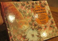 The Church Mice Chronicles - Graham Oakley. Hb  Gorgeous UNread  in MELB!