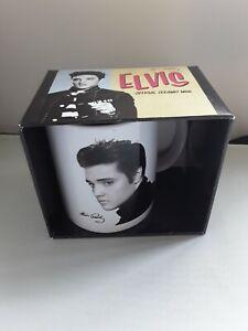 ELVIS Mug Official Elvis Presley Ceramic Mug New