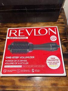 Revlon RVDR5222 Oval One-Step Hair Dryer and  Volumizer , New Open Box