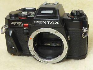 Pentax Program A 35mm SLR camera body, Fully Working, K lens mount