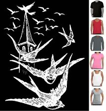 Gothic Cotton T-Shirts for Women