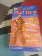 "Dragon/Elite Force/1/6TH scale figures  SWAT TEAM "" BARRET"""