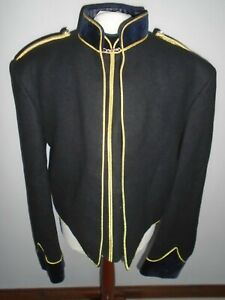 ROYAL LOGISTICS MENS MESS DRES JACKET AND WAISTCOAT CHEST APPROX 104CM