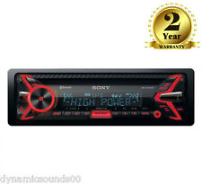 Sony MEX-XB100BT CD MP3 USB Bluetooth Car Stereo Aux in iPod iPhone Player