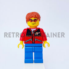 LEGO Minifigures - 1x cty308 - Man - Vintage Town Omino Minifig Set Book