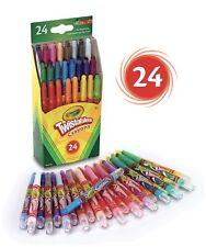 New ListingBrand New Crayola Twistable Crayons Coloring Set, Kids Indoor Activities