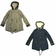 Knee Length Outdoor Button Coats & Jackets for Women