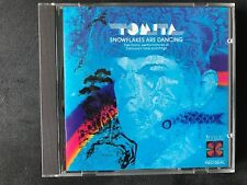 TOMITA - Snowflakes Are Dancing - CD - **Excellent Condition**