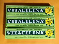 3 VITACILINA OINTMENT 1.12 oz-32g / VITACILINA POMADA MEXICANA