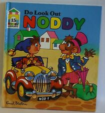 Noddy Library 15 Do Look Out Noddy Enid Blyton 1987 hb very cute pictures