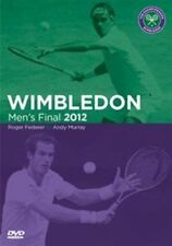 Wimbledon The 2012 Men's Final 5060131311876 With Roger Federer DVD Region 2
