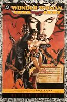 "DC Comics, Wonder Woman ""Bitter Rivals"", TPB Softcover 2004 Graphic Novel, MINT"