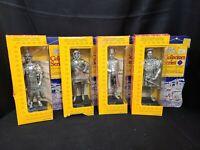 Collectors Series Historical Figures, Caesar, Napoleon, Cromwell Henry VIII