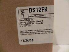 EATON Cutler Hammer Class R Fuse Adapter kit DS12FK - 30A 240V DH, DT
